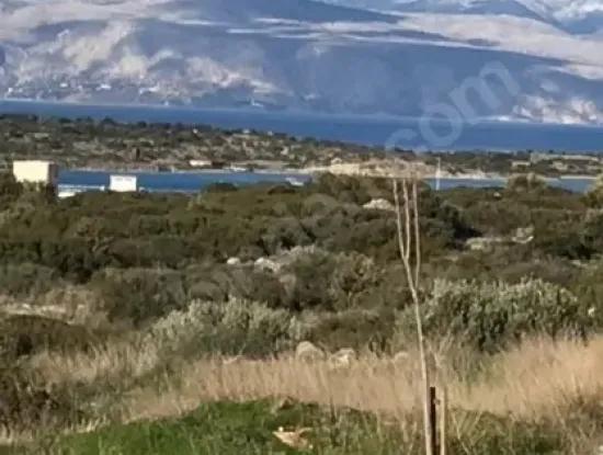 Grundstück Mit Meerblick In Cesme Dalyan