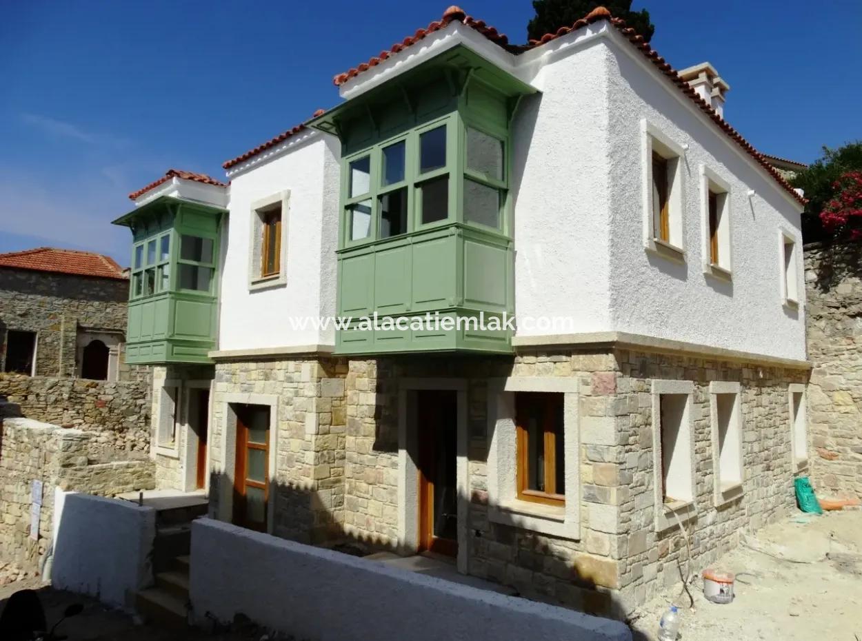 Stone House For Sale In Cesme Atilla Real Estate