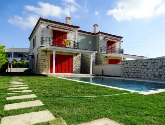 Luxury Stone House For Sale In Alacati 4 1