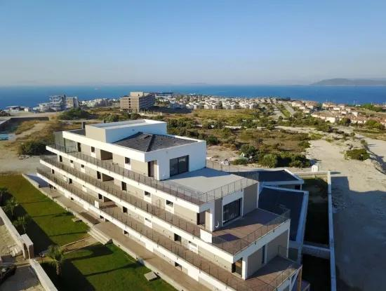 2+1 Residence For Sale In Cesme Dalyan