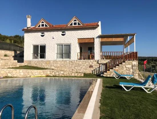 Villa For Rent In Summer Time In Cesme