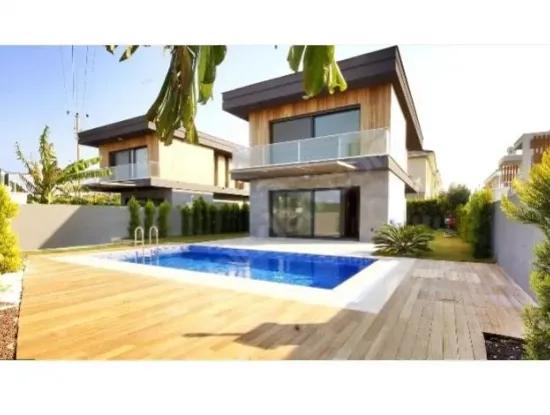 4 In 1 Luxury Detached Villa For Sale In Alacati