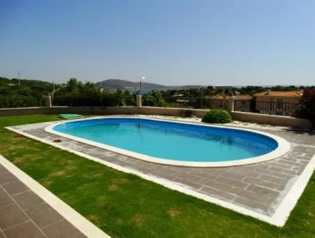 Villa For Rent In Cesme